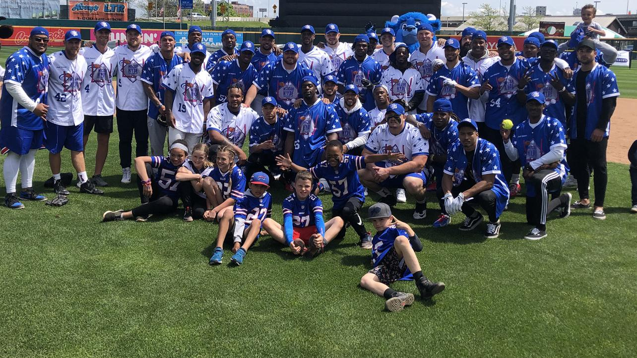 Micah Hyde Charity Softball Game to return in 2020