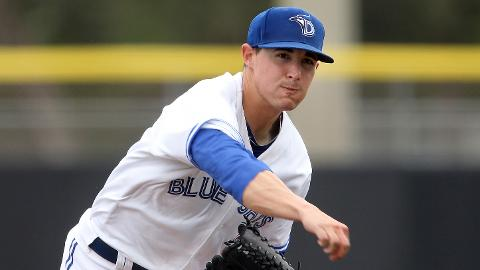 Aaron Sanchez has held batters to .163 batting average in seven starts.