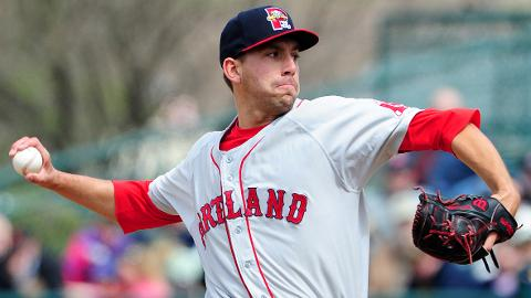 Matt Barnes is 4-4 with a 5.19 ERA in 15 starts for the Sea Dogs.