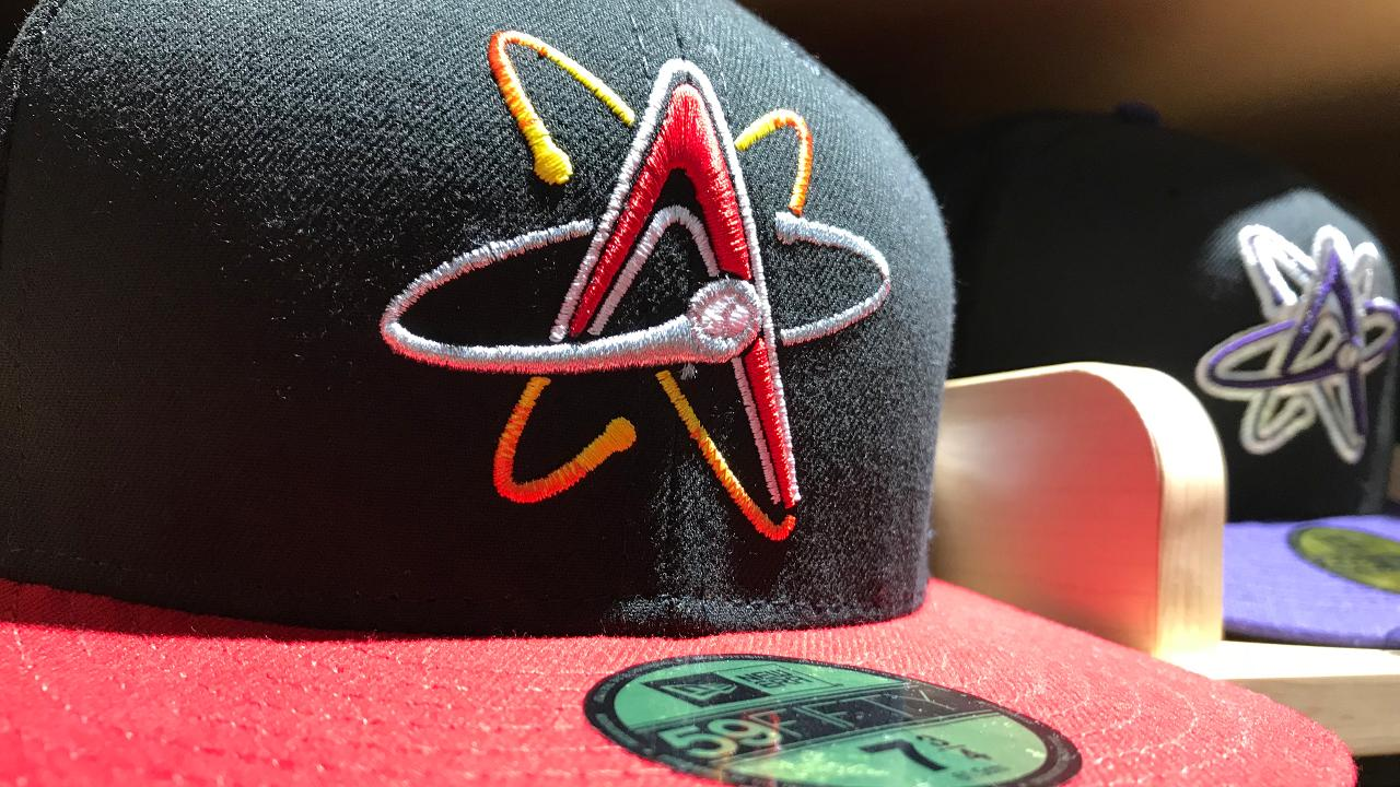 571a6aabdc4ee Isotopes Merchandise Among MiLB s Best-Sellers