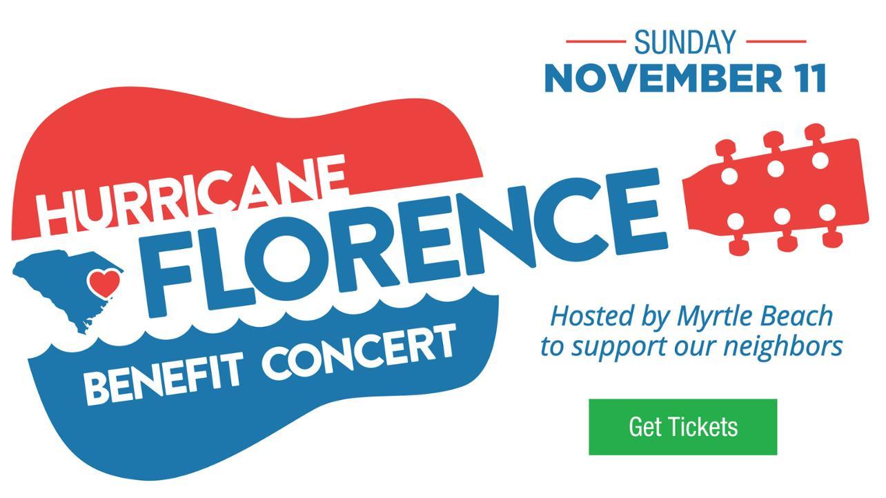 Hurricane Florence Benefit Concert