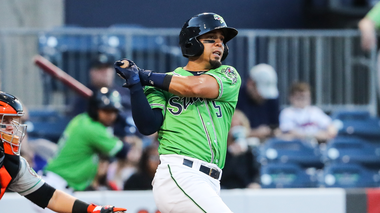 Stripers Swept in Twinbill at Durham