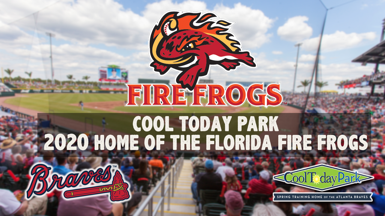 Fire Frogs' 2020 home opener set for April 13