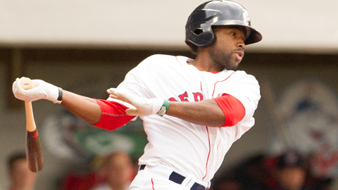 Jackie Bradley Jr. has three homers and eight RBIs in his last nine games.