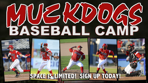 2013 Muckdogs Baseball Camp