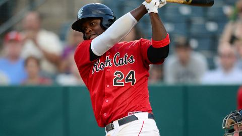 Miguel Sano has four homers and 14 RBIs over his last eight games.