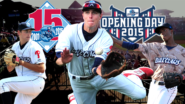 Official Opening Day Baseball 2015 2015 Opening Day Roster