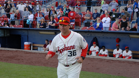 Tim Hulett returns in 2013 for his seventh season as manager of the Indians.