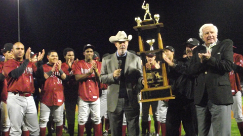 Idaho Falls will bring home its seventh Pioneer League championship crown.