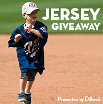 Jersey Giveaway presented by Dillard's