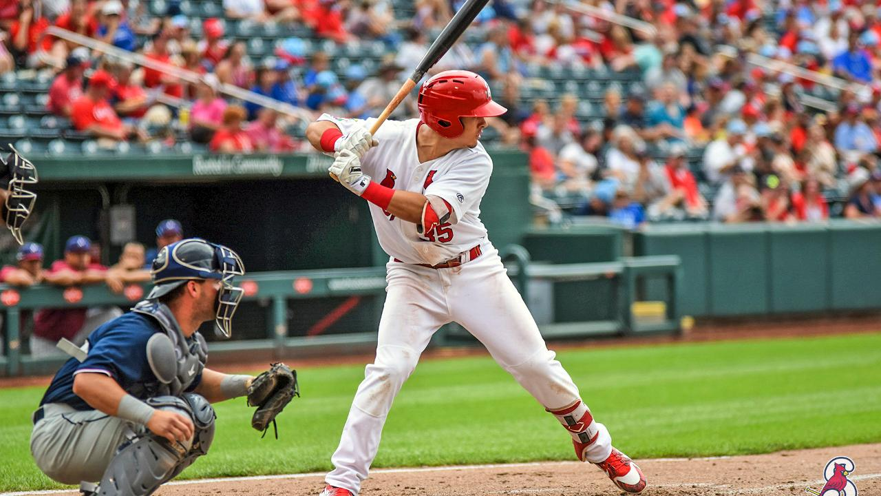 Mendoza named St. Louis Cardinals Minor League Player of the Month ... 9ea3bf0af
