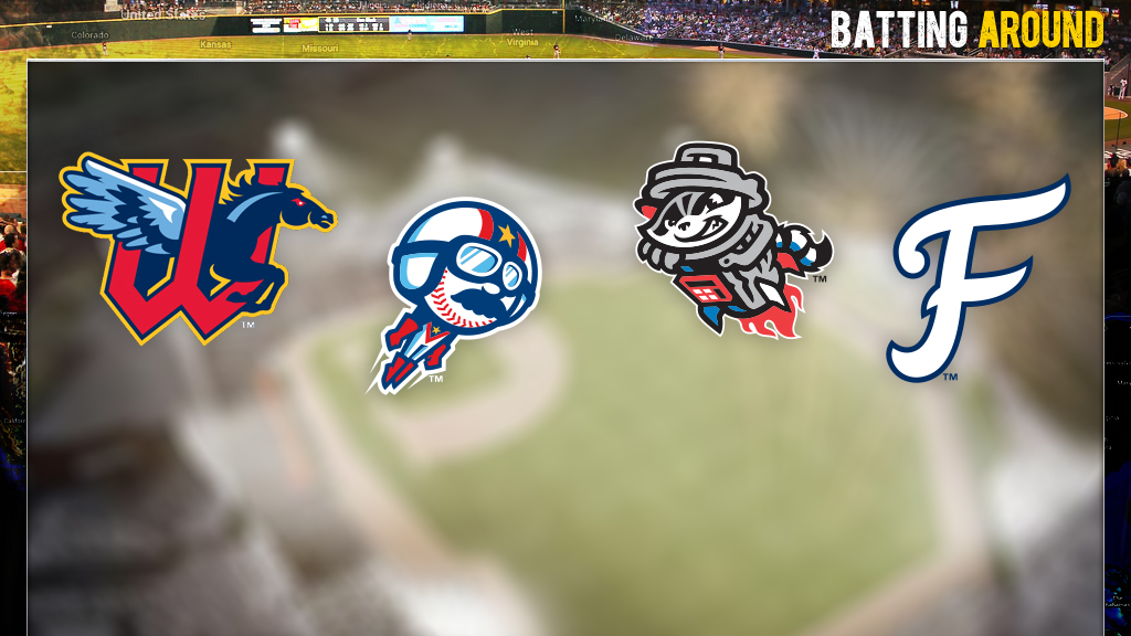 Four! Quartet of Minor League parks in progress
