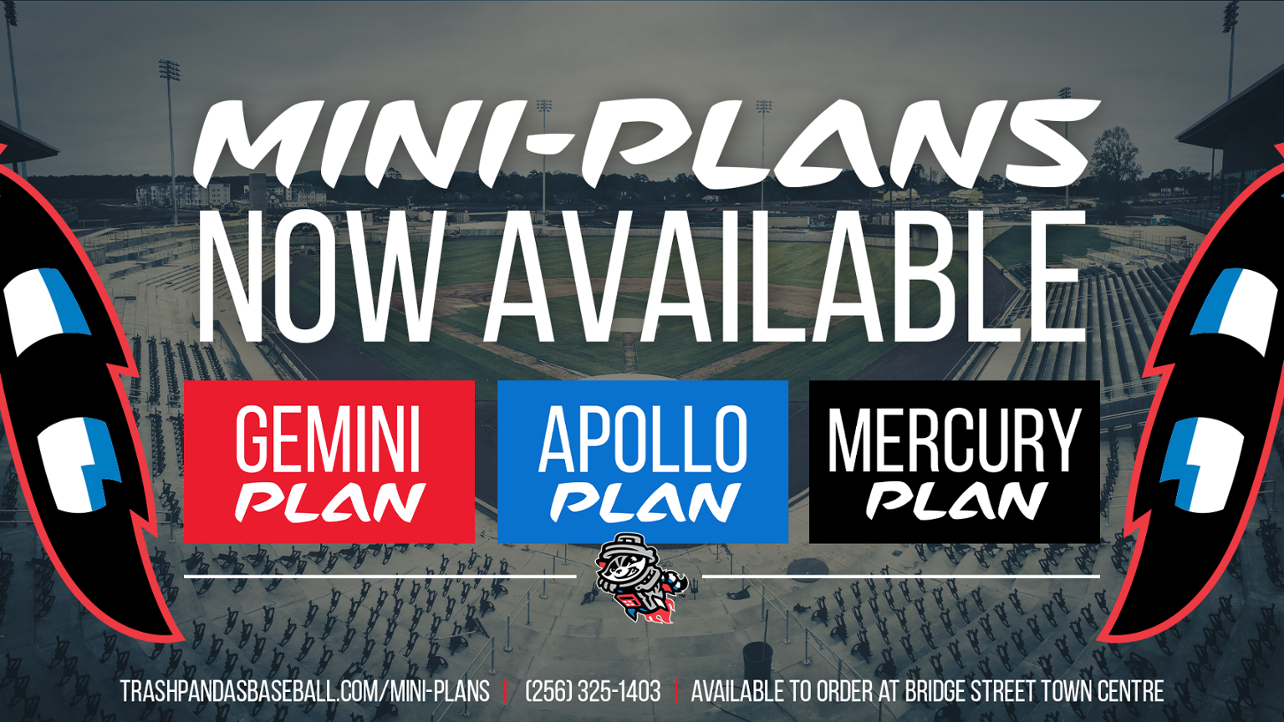 Mini-Plans Now Available
