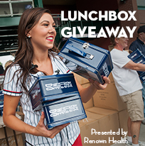 Tin Lunchbox Giveaway presented by Renown Health