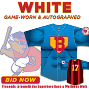 Bisons Star Wars Night Jersey Auction