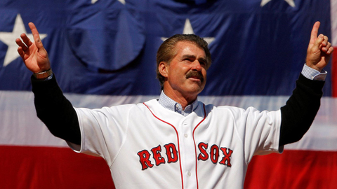 Bill Buckner will speak at this year's Annual Sports Banquet
