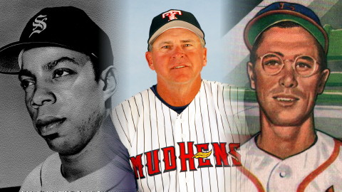 The IL Hall of Fame Class of 2013: Mack Jones, Larry Parrish, Don Richmond.
