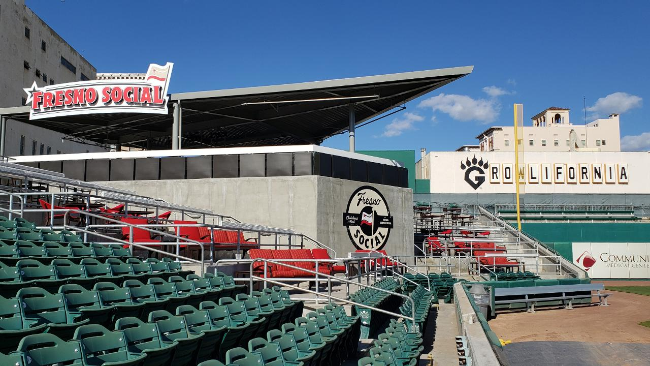 Fresno Grizzlies' $3.4 million in capital improvements lead ... on