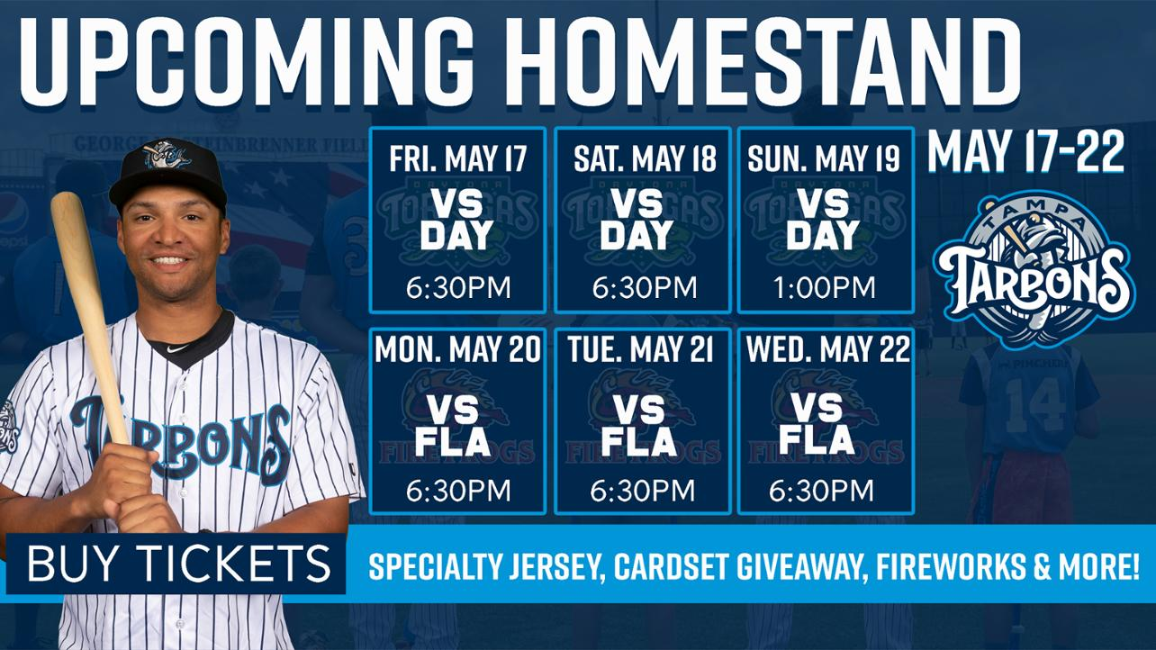 5-17 Home Stand