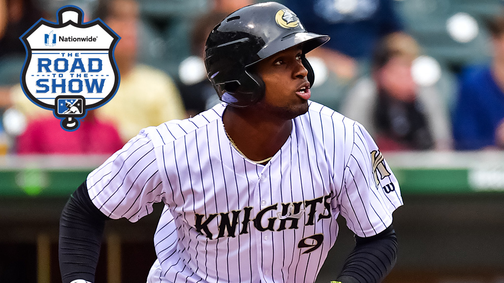 The Road to the Show: Luis Robert