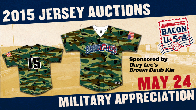 00ee184f3 IronPigs To Wear Camo Jerseys On May 24