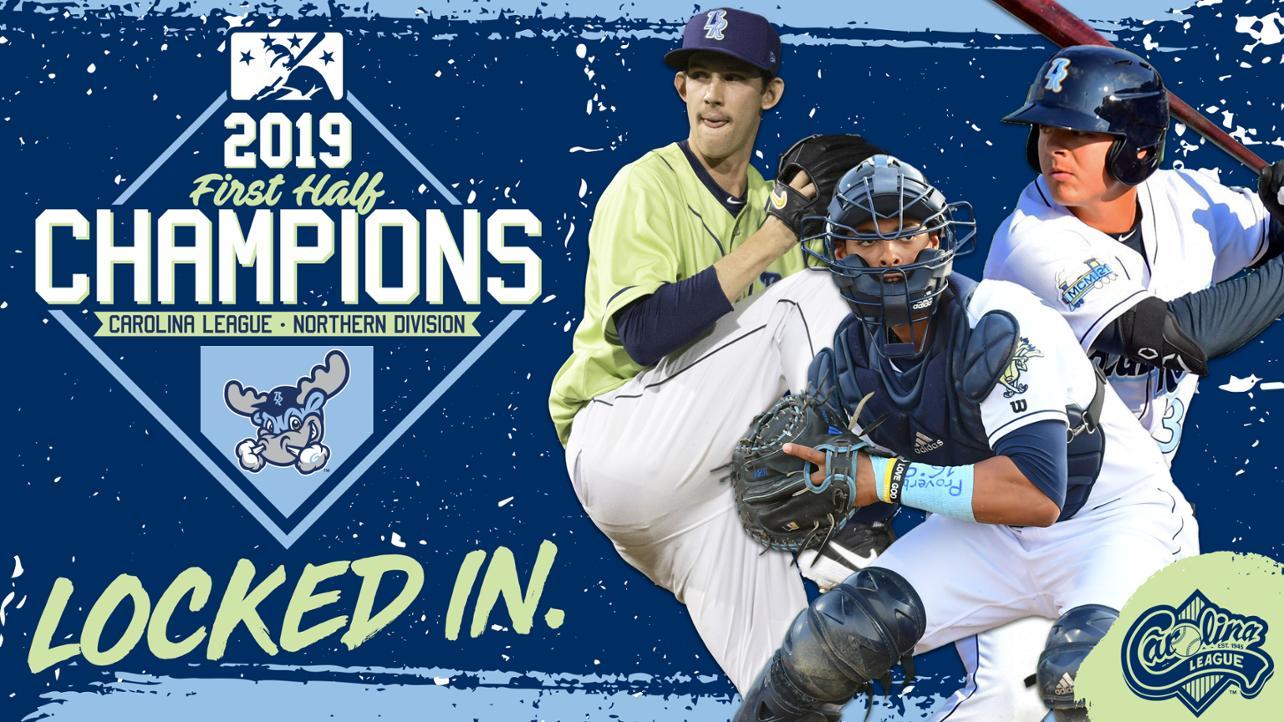 2019 First Half Champions