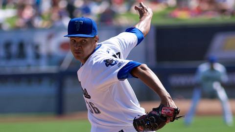 Joe Gardner threw three perfect innings of relief Monday as the Drillers defeated the Northwest Arkansas Naturals 8-2 at ONEOK Field. The starter turned reliever has not allowed a hit in his last six innings of work.
