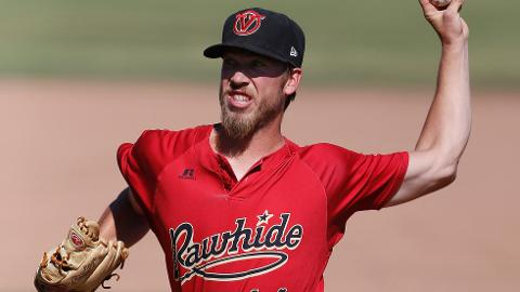 Patrick Schuster fanned 45 in 44 1/3 frames in the California League.