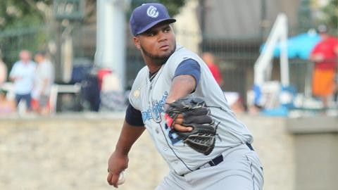 Francis Martes averaged 9.4 strikeouts per nine innings with Double-A Corpus Christi in 2016.