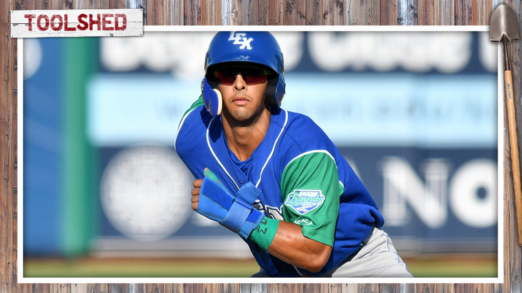 And he could be Royal: Melendez catching on for KC
