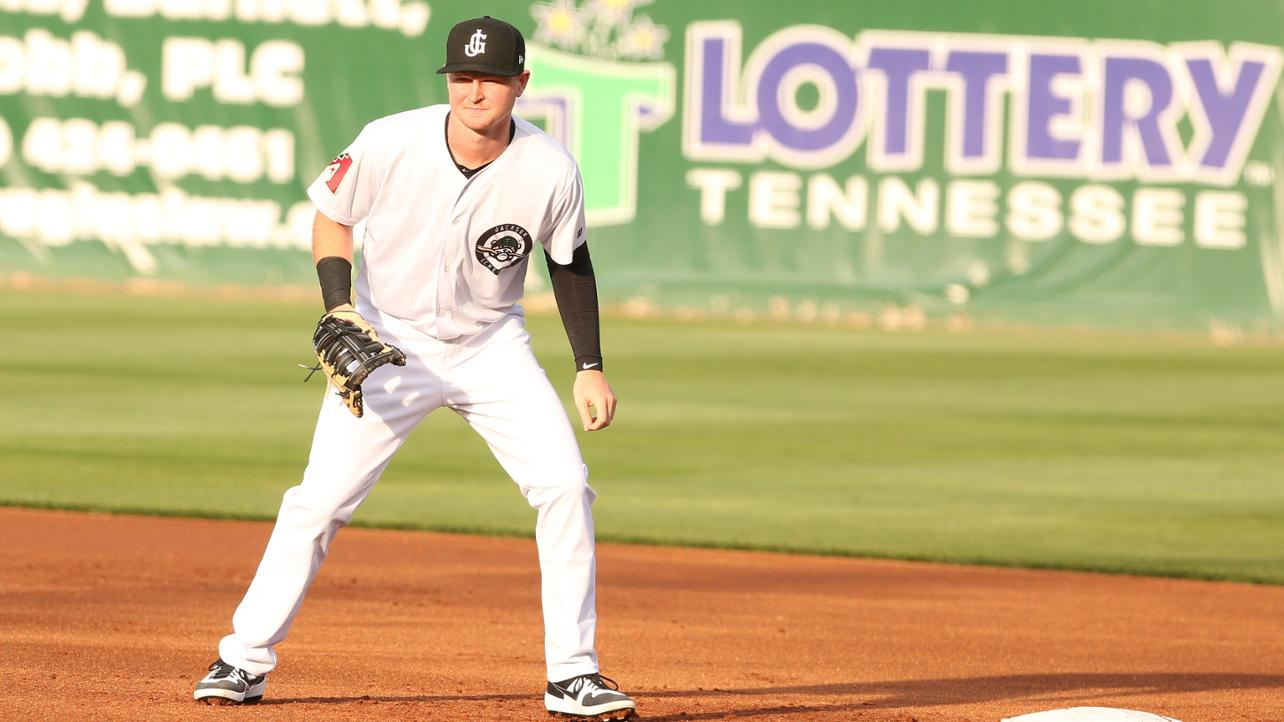 Pavin Smith wins Southern League Player of the Week