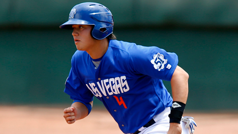 Wilmer Flores is 11th in the PCL with a .320 batting average.