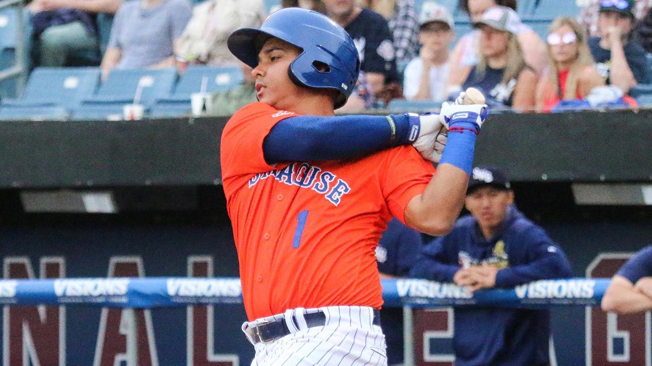 Tejada completes Mets' second cycle in three weeks
