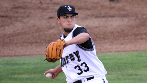 Felipe Perez has struck out 22 batters over 43 2/3 innings this year.