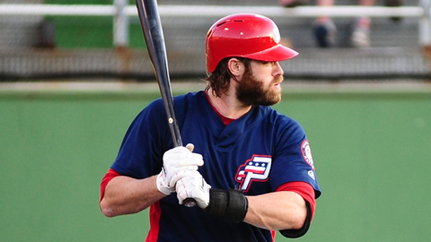 Jayson Werth has hit safely in all six rehab games this year.
