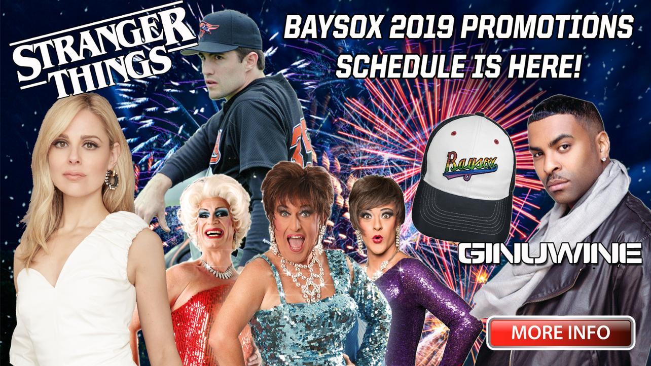 2019 Promo Schedule Release