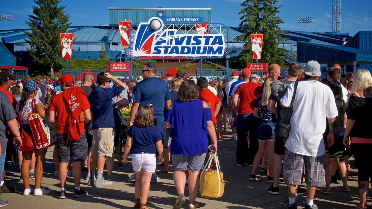 Spokane Indians Set New Single-Season Attendance Record