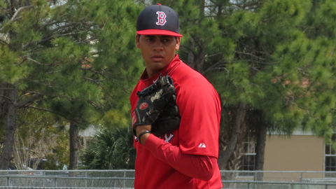 Heri Quevedo was 4-4 with a 3.00 ERA in 11 regular-season starts for Salem.