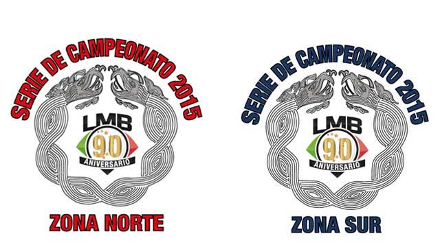 LMB: Listas las Series de Campeonato 2015