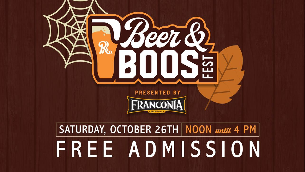 Beer and Boos Fest