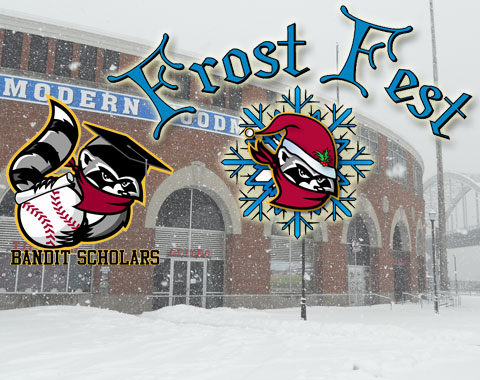 Warm up inside Modern Woodmen Park at the annual Frost Fest Sunday, Dec. 15, 11 a.m.-2 p.m.!