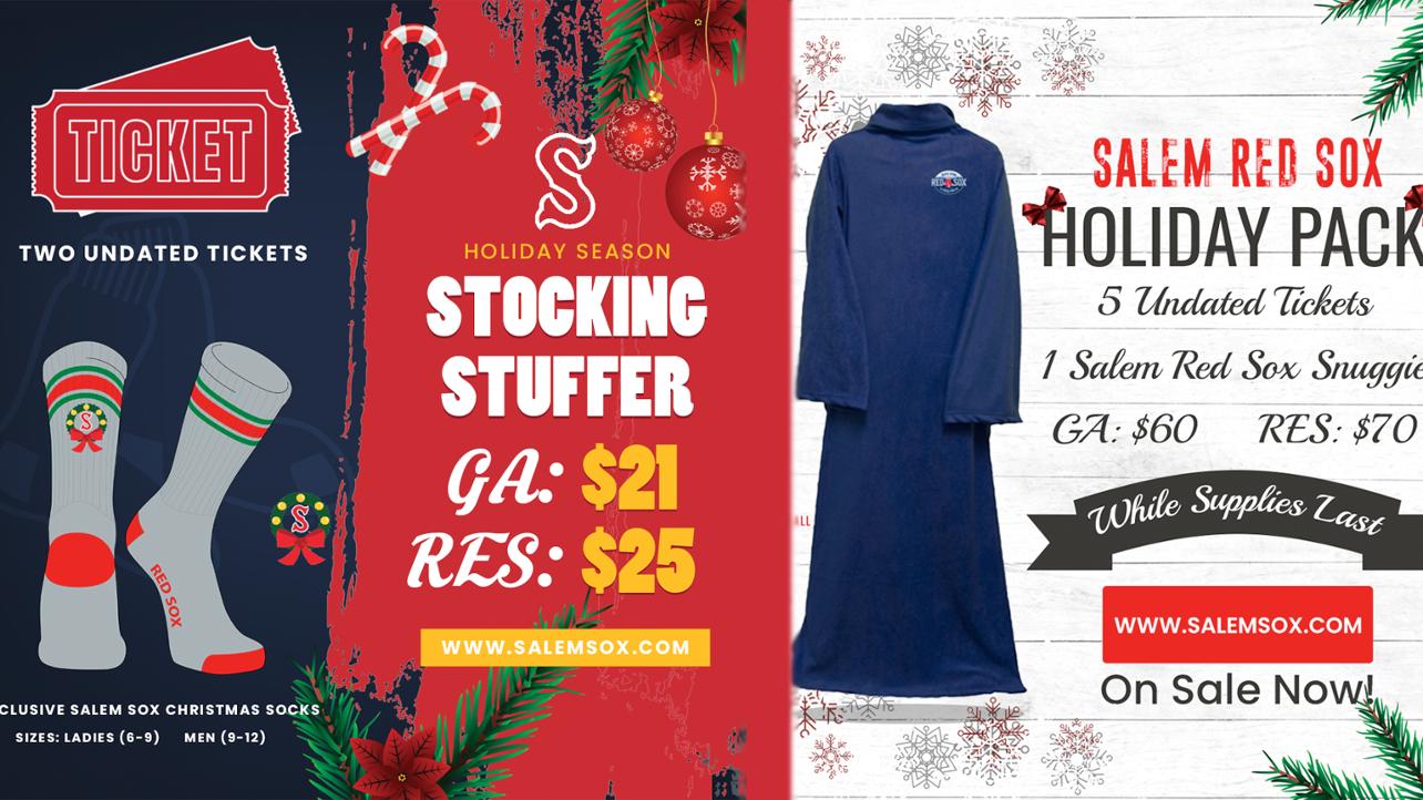 Holiday Pack/Stocking Stuffer