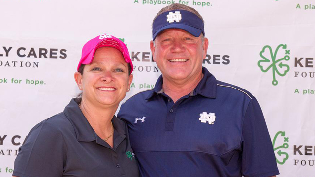 Brian Kelly Wife