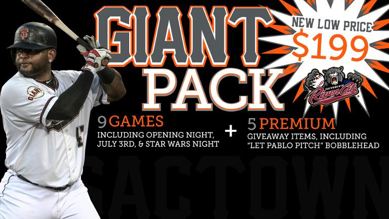 2019 Giant Pack now available