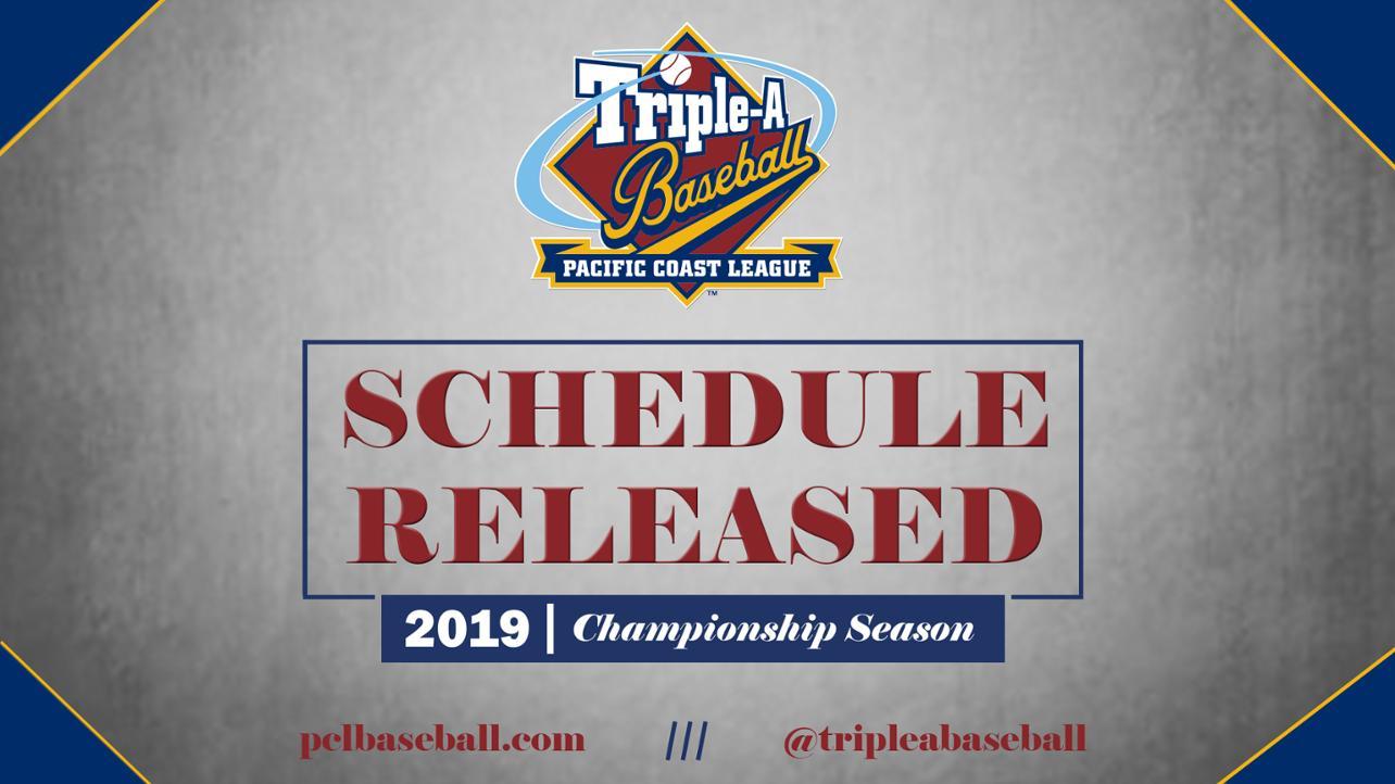 PCL unveils 2019 Championship Season schedule