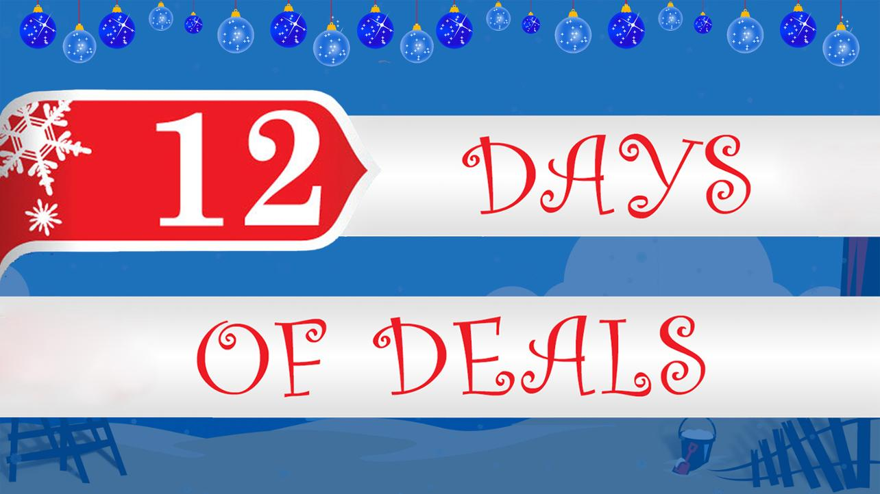 The 12 Days of BlueClaws