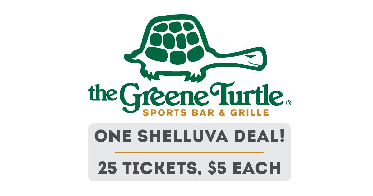 Greene Turtle Shell Deal