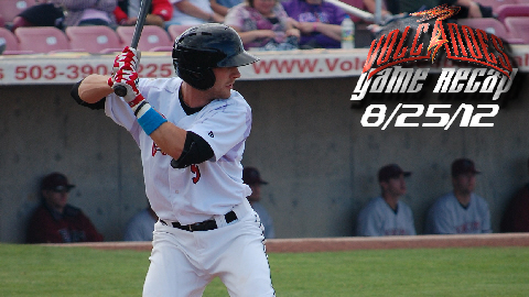 Ryan Jones continued his hot hitting of late with two hits and two RBIs.