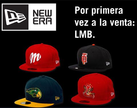 Baseball WorldWide  Lanzamiento de gorras New Era de LMB 6a723f7dd61