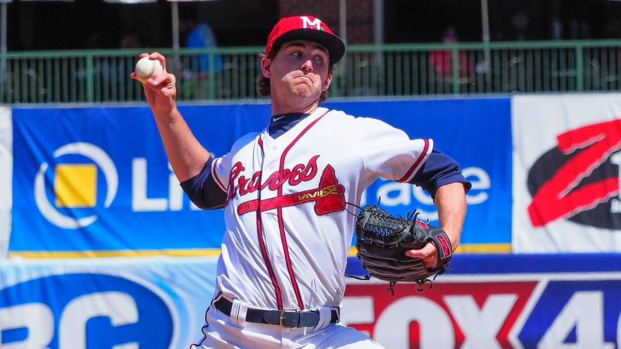 roster update: giardina and johnstone join m-braves, pike to florida